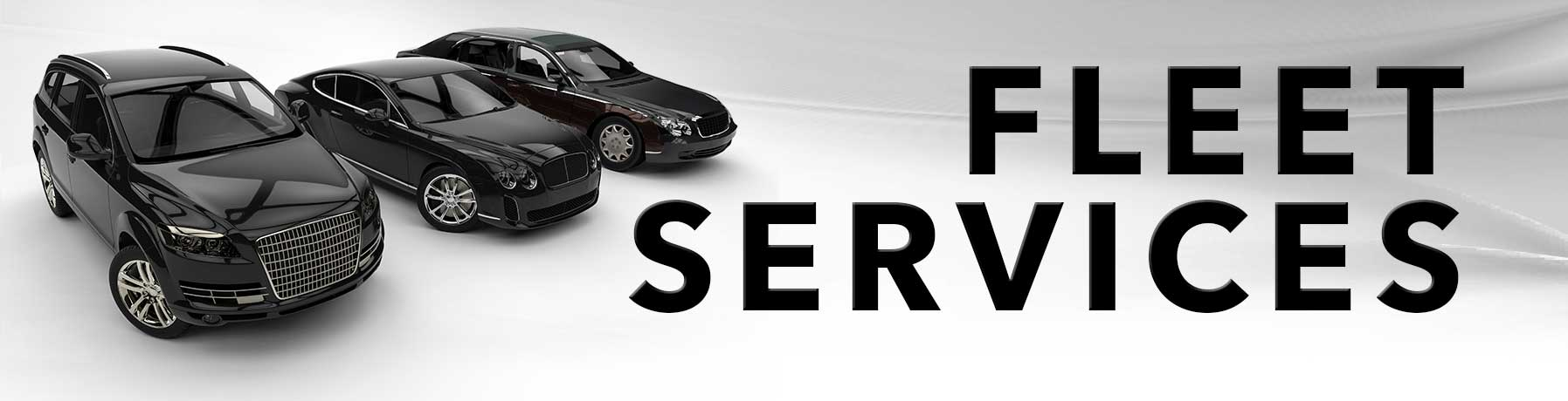 We provide fleet services
